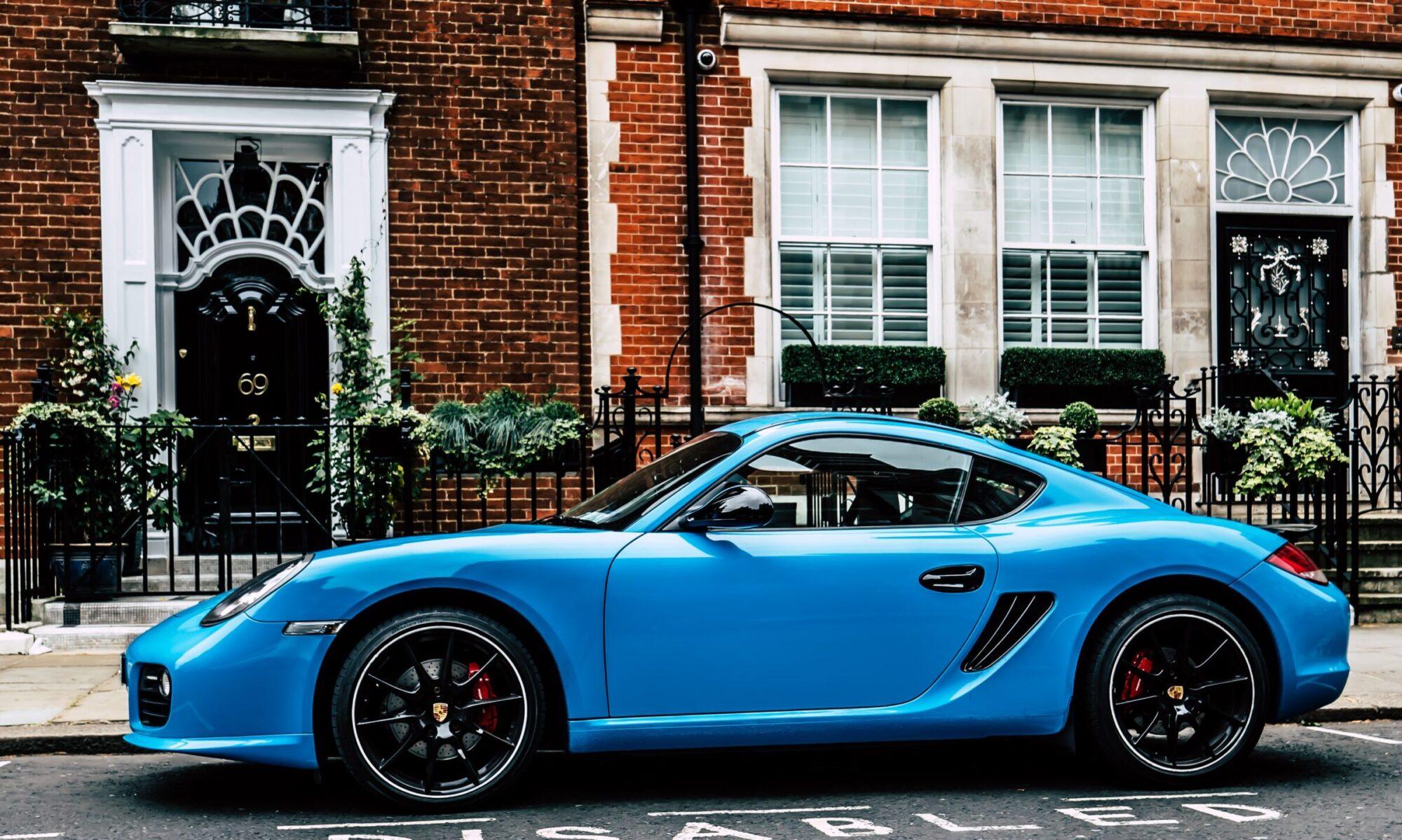 Porsche Valuations