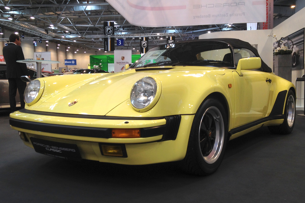 European Porsche Values Essen Techno Classica Porsche