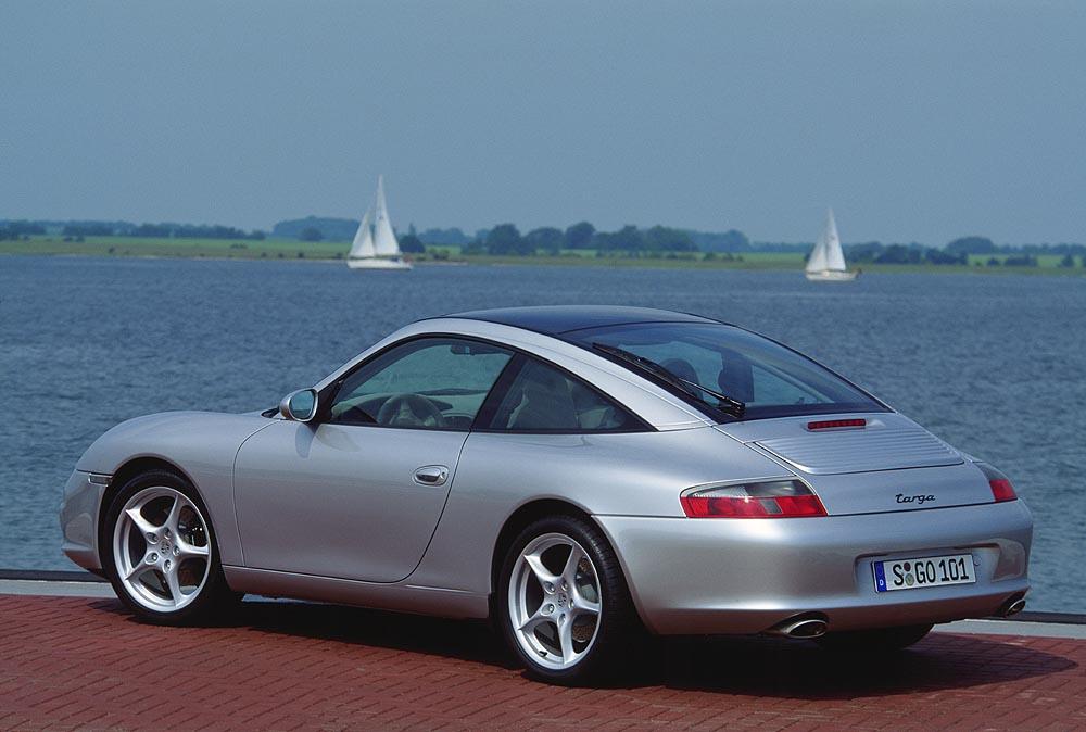 Porsche 996 price